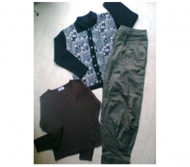 Photos Vivastreet veste, gilet, pantalon , pulls légers - 38 - 40 - zoe