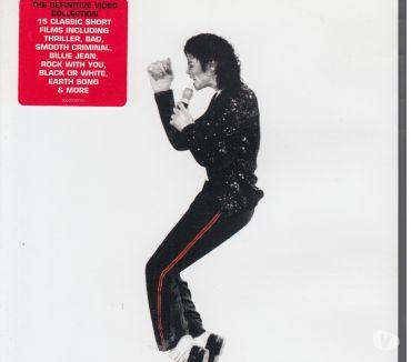 Photos Vivastreet DVD Michael Jackson - Number Ones