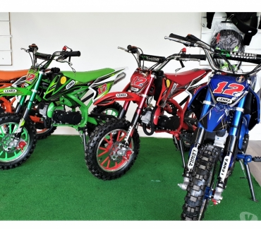 Photos Vivastreet Moto cross 50cc KFX Luxe enfant