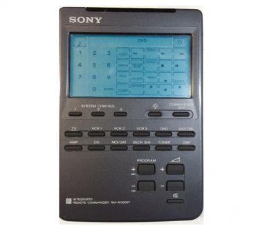 Photos Vivastreet Télécommande univ Tactile SONY RM-AV2000T-12 appareils