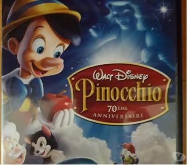 Photos Vivastreet DVD Disney classiques à l'unité