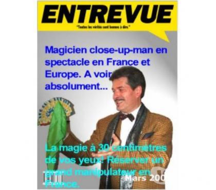 Photos Vivastreet Cours de magie collectifs à moins 50% et particulier à Paris