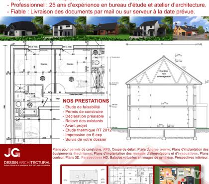 Photos Vivastreet Bureau d'étude architectural pour professionnels du bâtiment