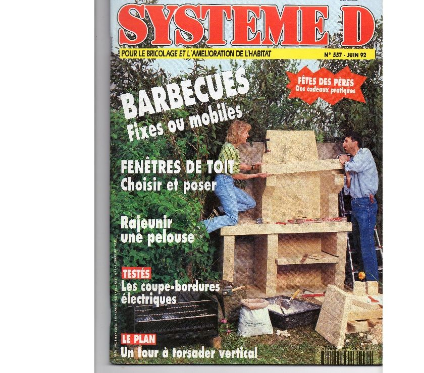 Photos Vivastreet livre revue magazine systemed 06.1992