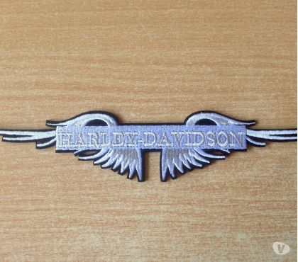 Photos Vivastreet Écusson harley davidson ailes 19.5x4.5 cm