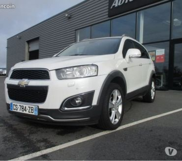 Photos Vivastreet Chevrolet Captiva 2.2 VCDI184 LTZ S&S AWD