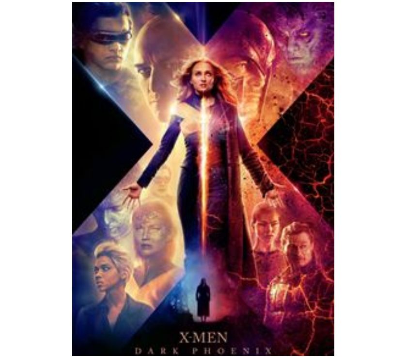 Photos Vivastreet 2 places de cinéma pour X-Men: Dark Phoenix