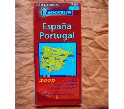 Photos Vivastreet Cartes Routières Espagne-Portugal et Suisse