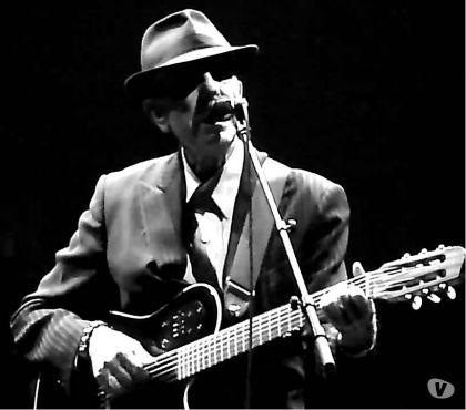 Photos Vivastreet Hallelujah (chanson de Leonard Cohen)