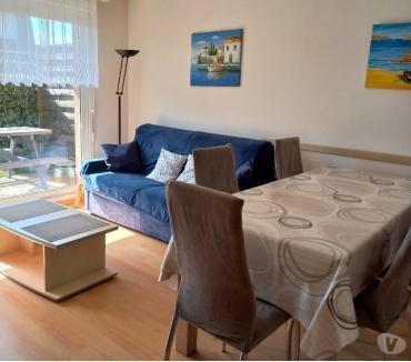Photos Vivastreet Appartement T2 cabine 26 personnes rez de jardin classé 3*