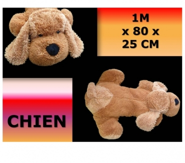 Photos Vivastreet Chien peluche (1 M x 80 cm) IMMENSE