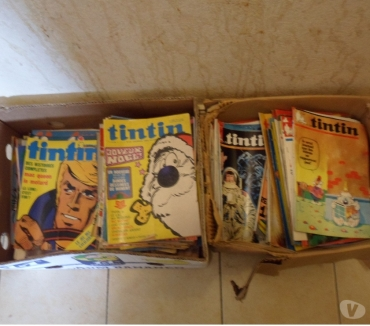 Photos Vivastreet magazines Tintin