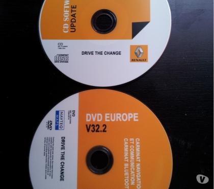 Photos Vivastreet Dvd europe v32.2 GPS CNC Nissan/Renault