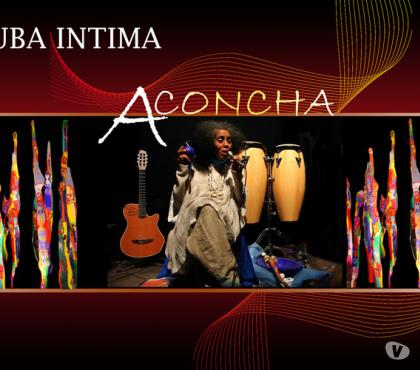 Photos Vivastreet Aconcha. Cuba Intima. Vidéo-concert et exposition
