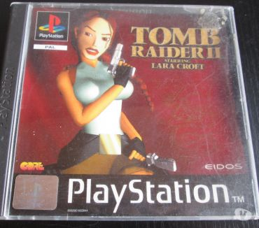Photos Vivastreet Jeu playstation Tomb Raider.