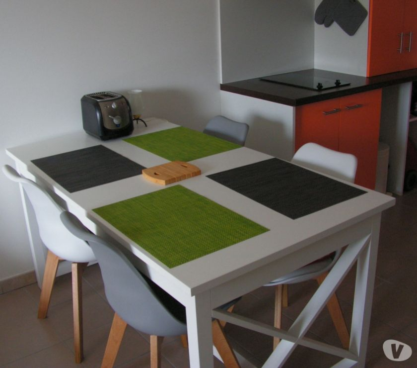 location de vacances greoux les bains 04800 location saisonniere t2 neuf a 400m des. Black Bedroom Furniture Sets. Home Design Ideas