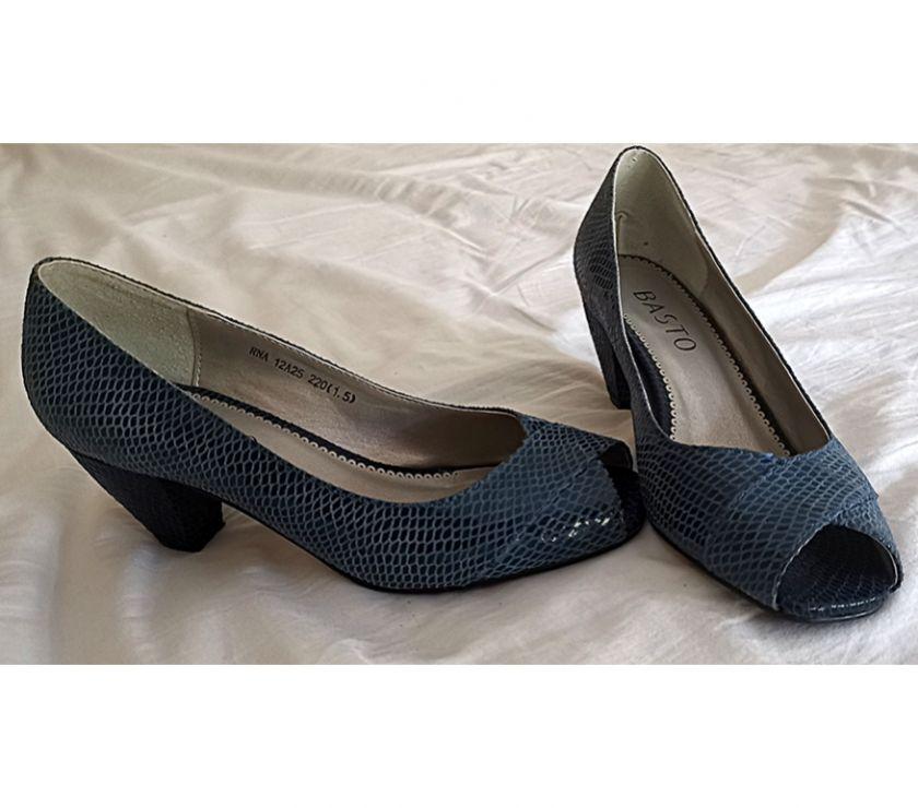 Chaussures Bouches-du-Rhône Marseille - Photos Vivastreet CHAUSSURES FEMME CUIR - TALON HAUT - NEUVES