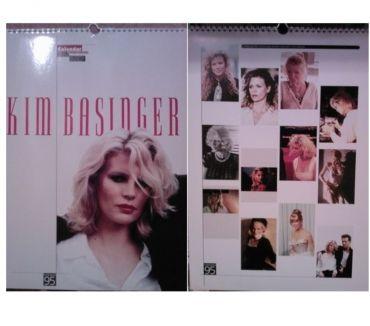Photos Vivastreet CALENDRIER KIM BASINGER 1995