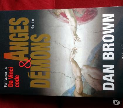 Photos Vivastreet Anges & Démons - Dan Brown