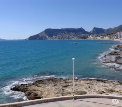 Photos Vivastreet loue Espagne Calpe app au bord de la mer,pieds dans l'eau
