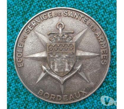Photos Vivastreet Médaille Ecole du Service de Santé des Armées de BORDEAUX