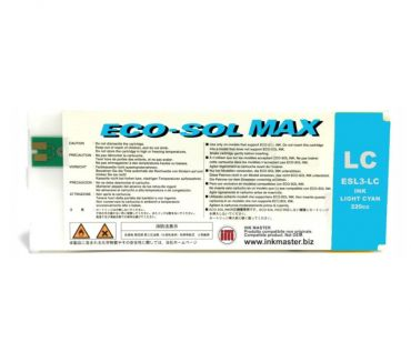 Photos Vivastreet Cartouche Compatible ROLAND ECO-SOL MAX LIGHT CYAN