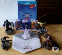 Photos Vivastreet Jeux disney infinity Wii U et figurines