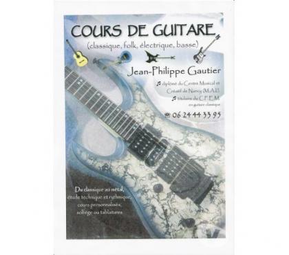Photos Vivastreet Cours de guitare et basse tous styles