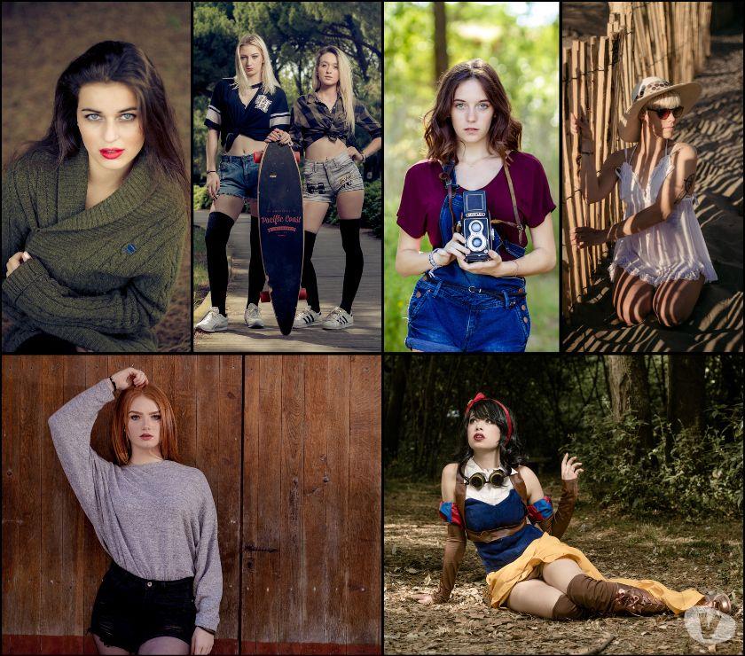 Castings, modèles, photographes Gard Nimes - Photos Vivastreet Photographe cherche modéles féminins pour mode & portrait