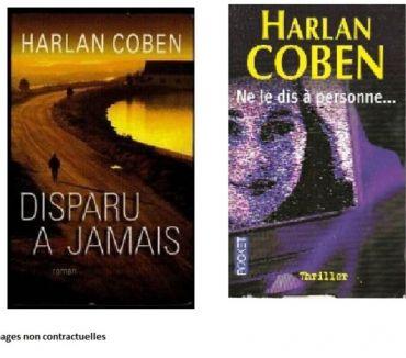 Photos Vivastreet LIVRES HARLAN COBEN