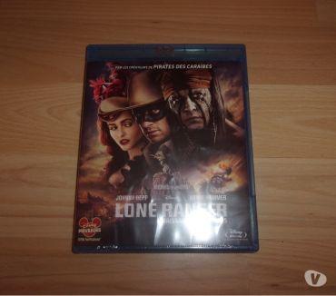 Photos Vivastreet Blu-ray Lone Ranger, naissance d'un héros (Neuf)