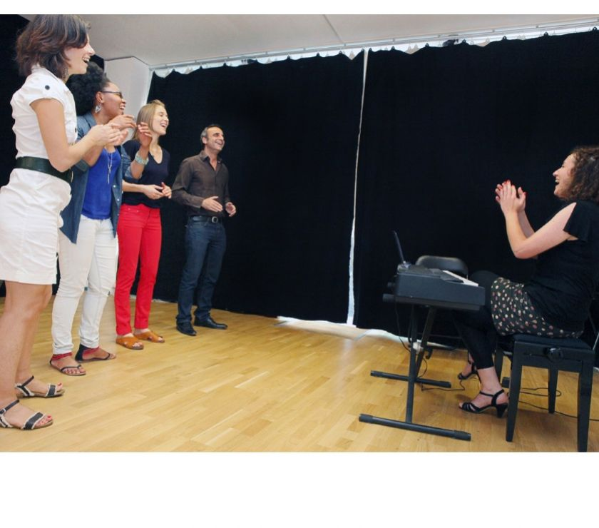 Photos Vivastreet L'Atelier De La Voix - Training vocal