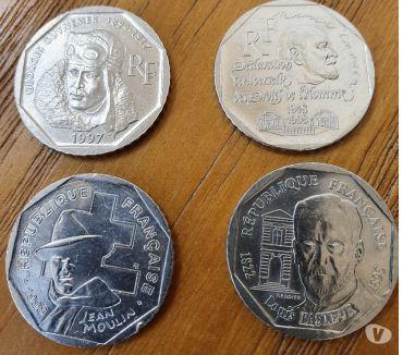 Photos Vivastreet Lot de 4 pièces de 2 francs