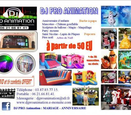 Photos Vivastreet dj,mariage anniversaire mascottes,chateau gonflable enfants