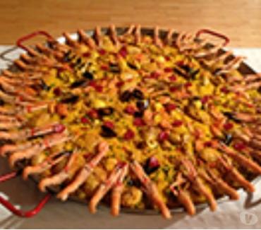 Photos Vivastreet Paella livrée à domicile dès 10 parts ou cuisinée sur place.