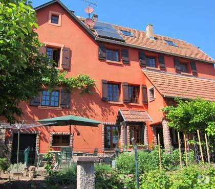 Photos Vivastreet Gîte3* centre Alsace 30km Strasbourg (capacité 4à 9) piscine