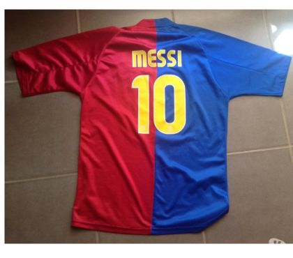 Photos Vivastreet Maillot Messi 10 Barça FC Barcelone
