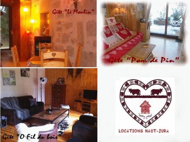 Photos Vivastreet GITES DE MONTAGNE COSYS DANS LE HAUT-JURA avec sauna &hammam