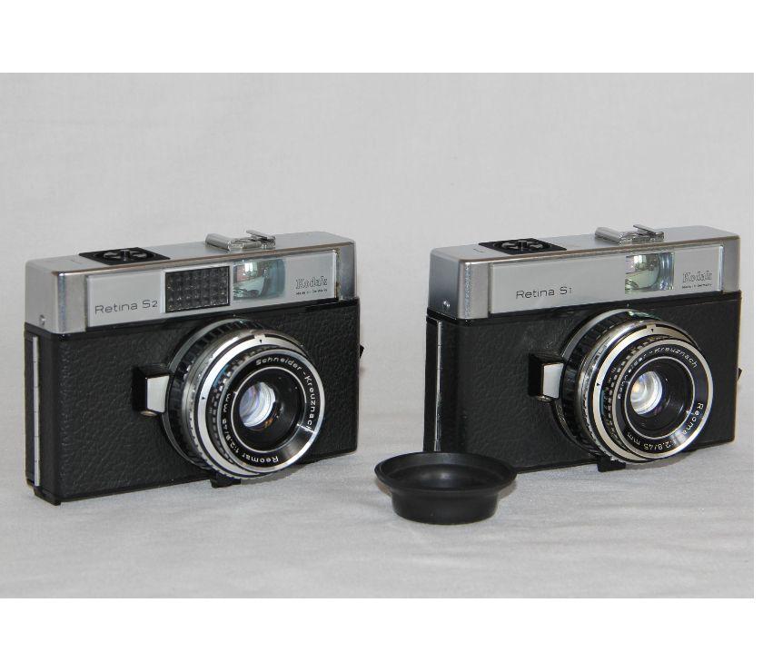 Photos Vivastreet Kodak (lot) Retina S1 et S2