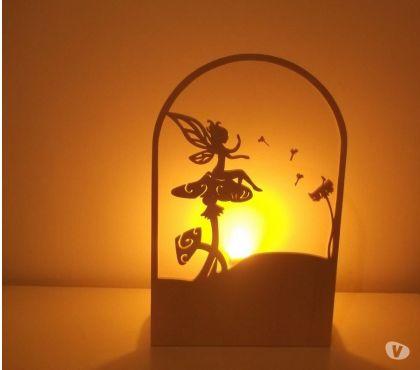 Photos Vivastreet Lampe décorative fée et fleur de pissenlit
