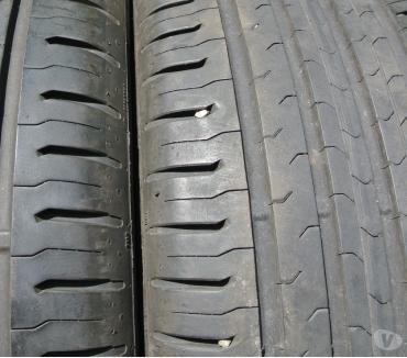 Photos Vivastreet 2 pneus été 2155517 94V Continental TBE