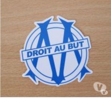 Photos Vivastreet Autocollant sticker olympique de marseille football club