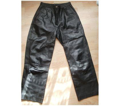 Photos Vivastreet Pantalon en cuir ECHTES LEDER Taille 36