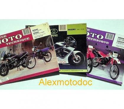 Photos Vivastreet REVUES MOTO TECHNIQUE à la demande depuis 1971