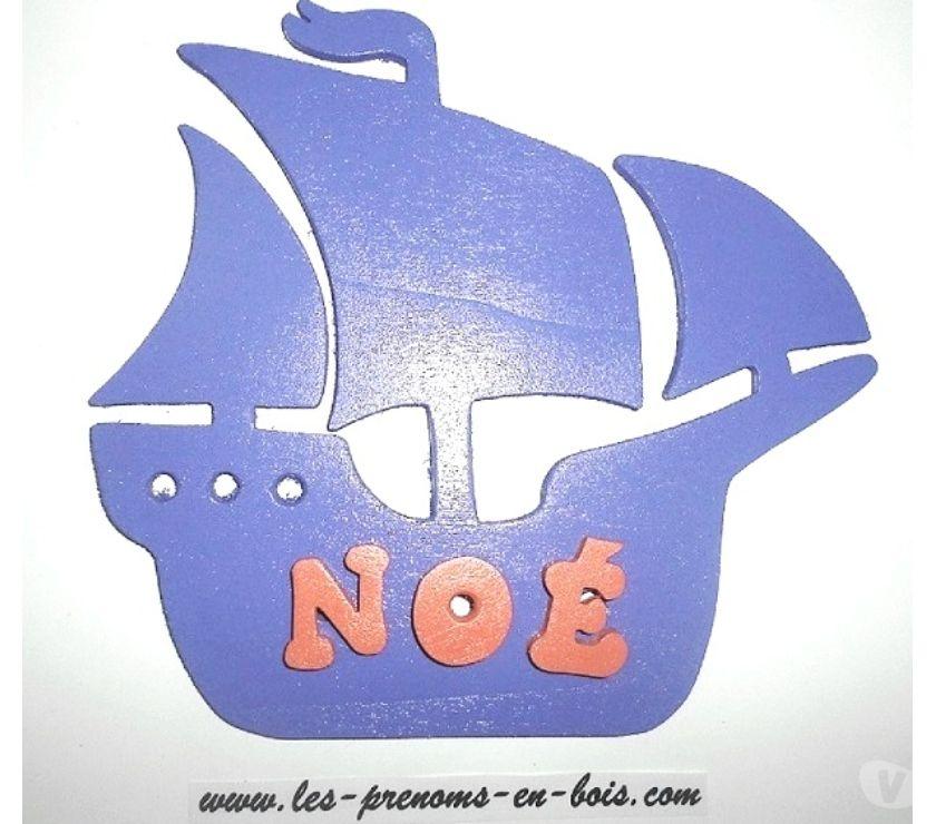 Equipements bébés Paris Paris 14ème ardt - 75014 - Photos Vivastreet plaque de porte prénom en bois au choix bateau pirate