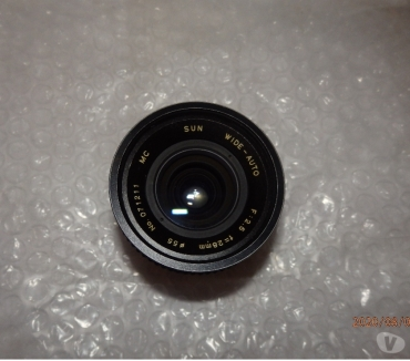 Photos Vivastreet M 42 Objectif grand angle Belle qualité Japan Sun 28 mm f