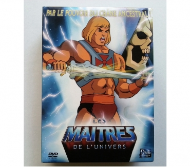 Photos Vivastreet dvd les maîtres de l'univers 4dvd 21 episodes