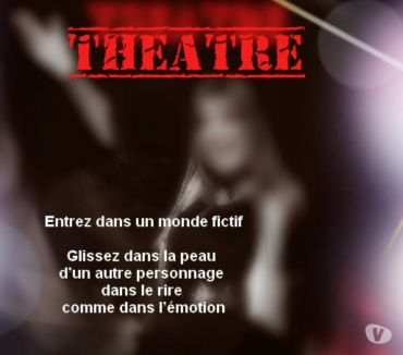 Photos Vivastreet stage de theatre