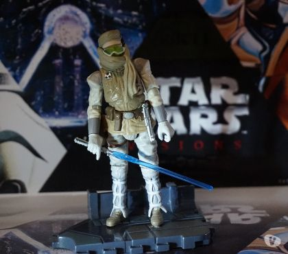 Photos Vivastreet LUKE SKYWALKER hoth outfit ESB VC95 complet deluxe