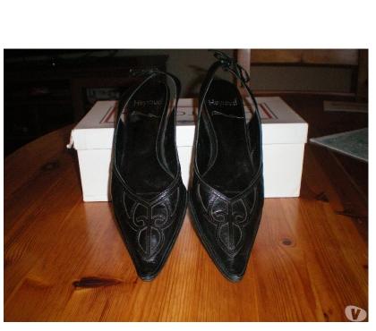 Photos Vivastreet chaussures noires Heyraud